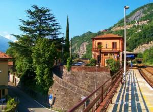 イタリア・コモ湖・風景