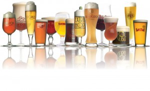 ビリフィーチョ・イタリアーノ・ビールグラス