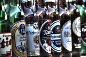 ドイツビール・ボトル