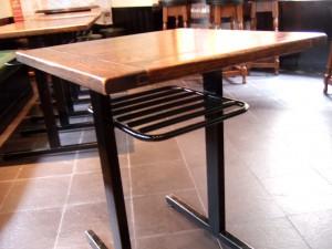 テーブル加工1
