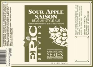 Epic-Sour-Apple-Saison