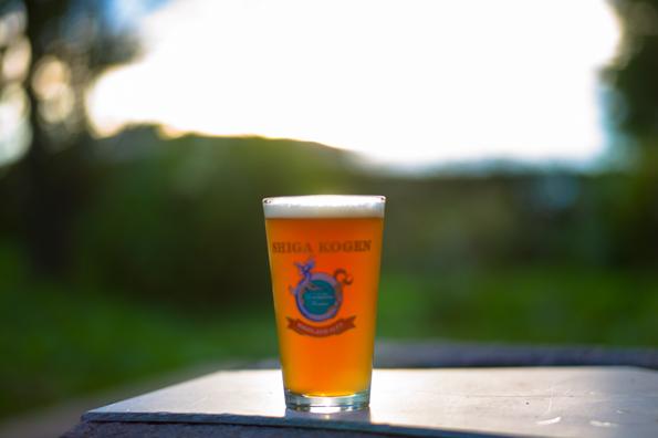 志賀高原ビールIPA Harvest Brew2013
