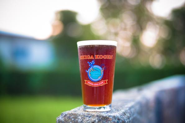 志賀高原ビールNot So Mild Ale Harvest Brew 2013