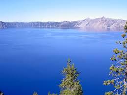 カルデラ湖1
