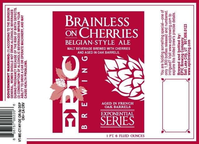 epic Brainless on Cherries