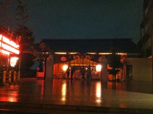 赤城神社祭り2