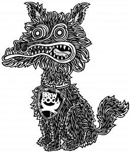 ブリュードッグ・ロゴ2