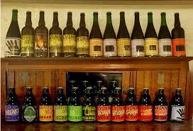 アルヴィンヌ・ビール棚