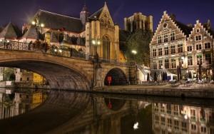 ベルギー・風景