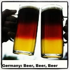 ドイツビール・乾杯
