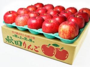 リンゴ・秋田野田りんご園