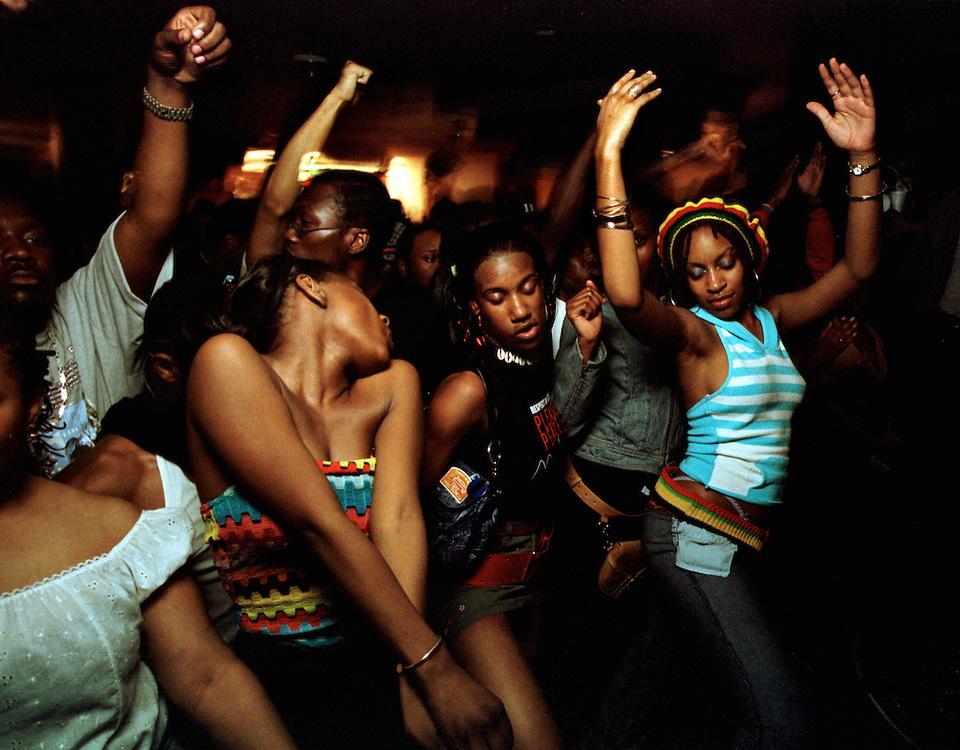 ジャマイカダンス