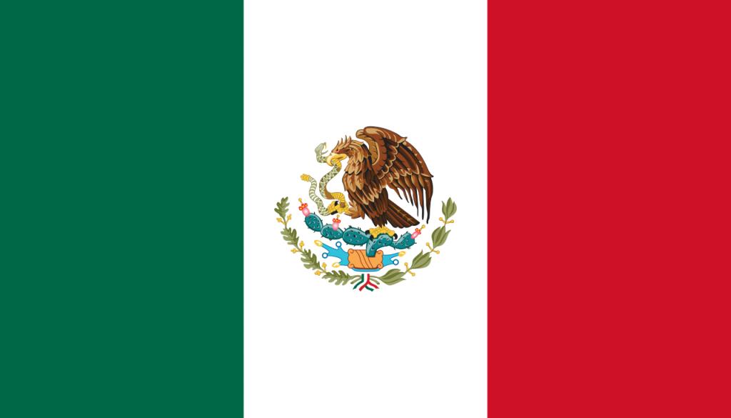 メキシコ・国旗